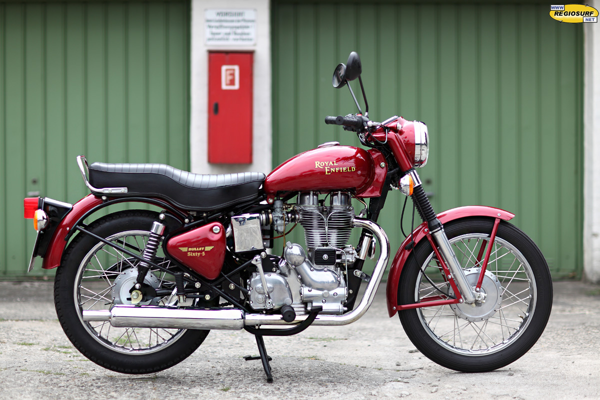 2014 12 03 Royal Enfield Bullet 65 2005