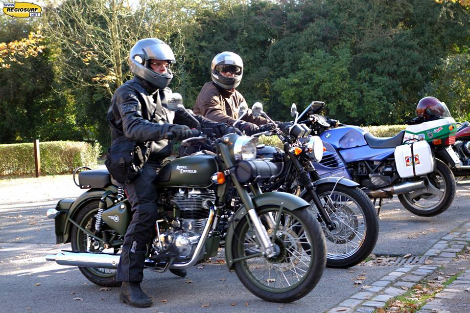 2014 12 25 Enfield Classic Military