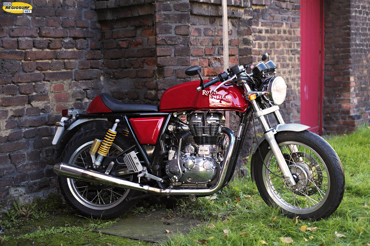 2015 01 27 Royal Enfield Continental Gt