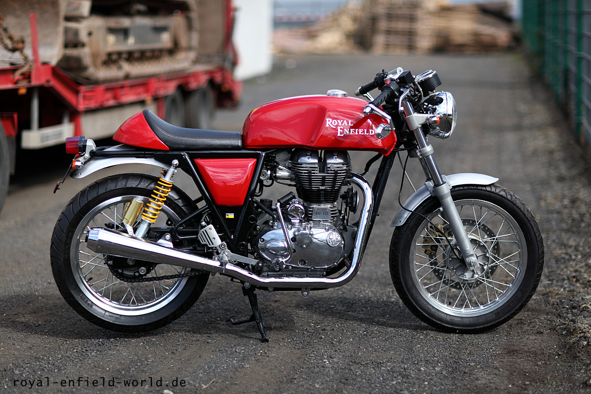 Royal Enfield Continental 1