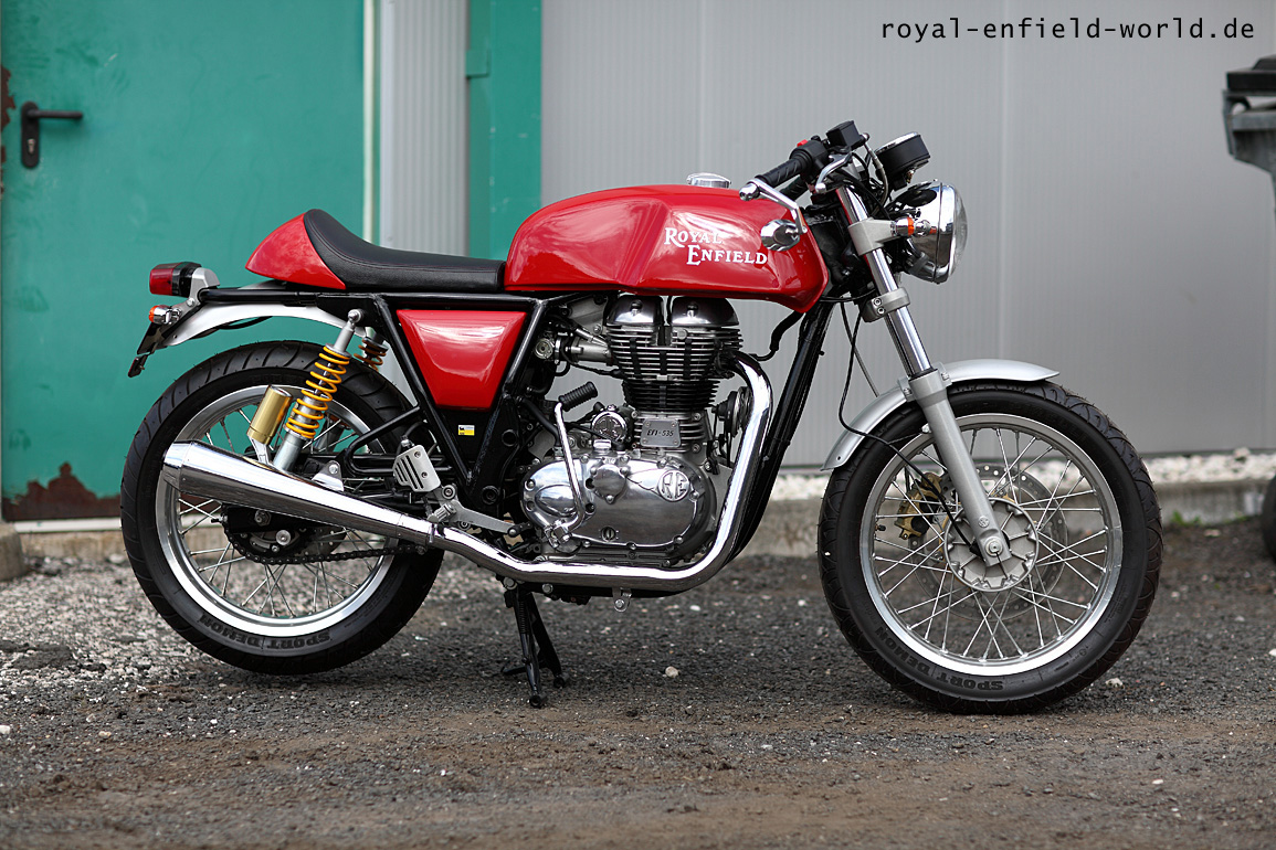 Royal Enfield Continental 4