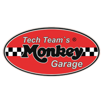 Logo Tech Teams Monkey Garage