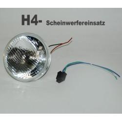 Lampeneinsatz H-4 / 12 Volt