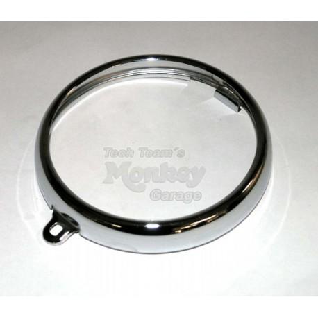 Lampenring chrom Z50A Monkey (Repro)