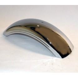 Schutzblech chrom HONDA Dax hinten (passt für 6 + 12 Volt)