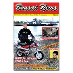Bonsai News 1/2004