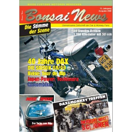 Bonsai News 1/2009