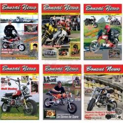 6 Ausgaben der Bonsai News