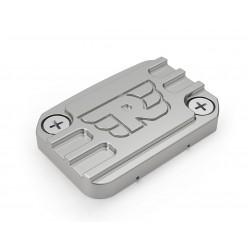 Bremsflüssigkeitsbehälterdeckel silber
