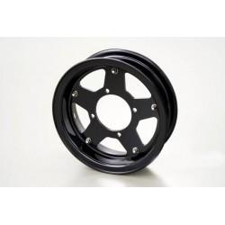 Daytona 2.50x8 5-Speichen Felge Alu schwarz 2-teilig