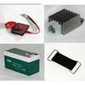 Batterie / Gleichrichter