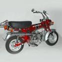 Honda Dax Teile